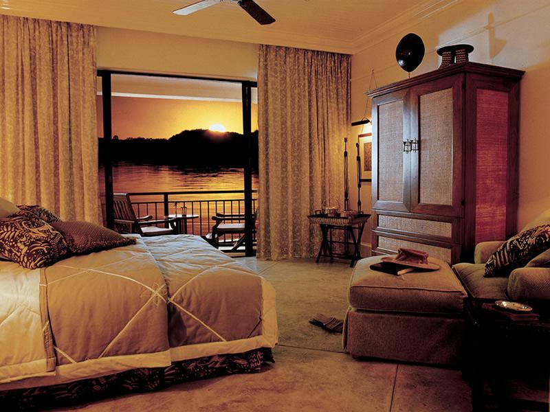 Спальня в африканском стиле: экзотика в сочетании с природой