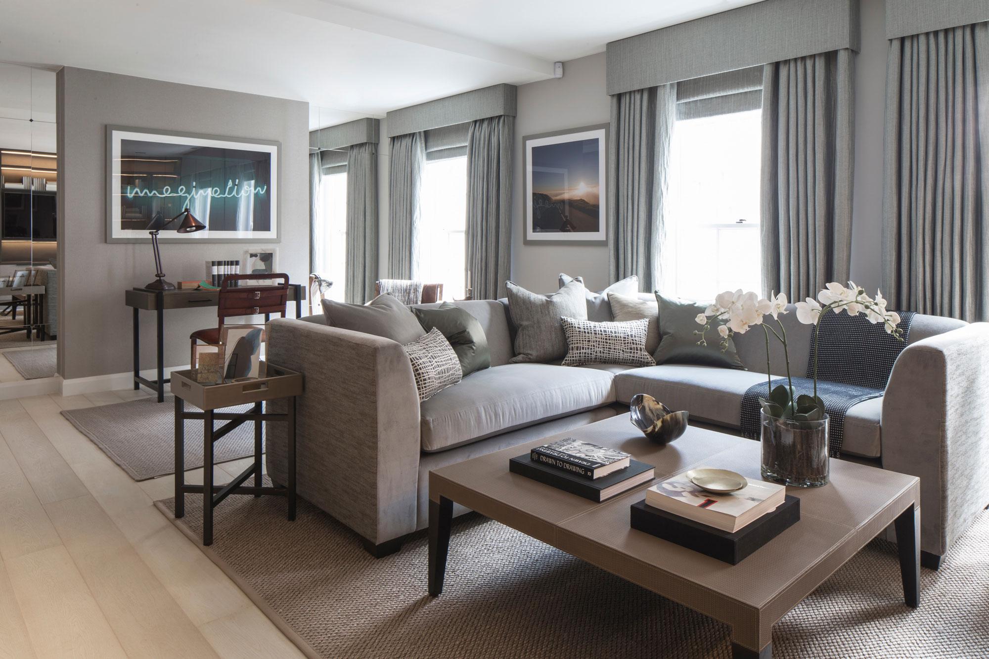 Требования к мебели в английском стиле