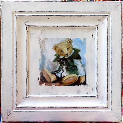 Картина в стиле шебби-шик для детской