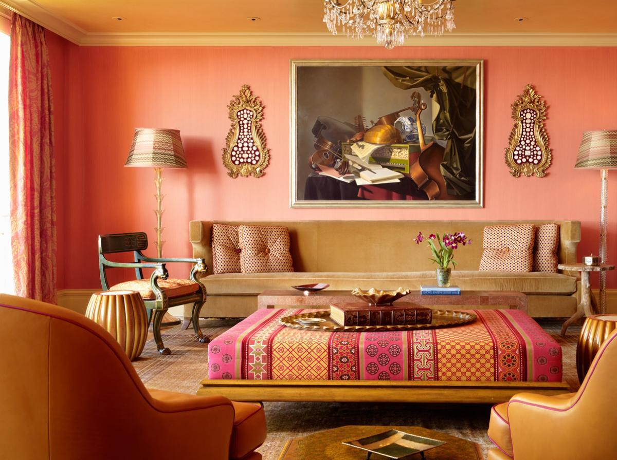 Пусть будет сказка: оформляем комнату в восточном стиле