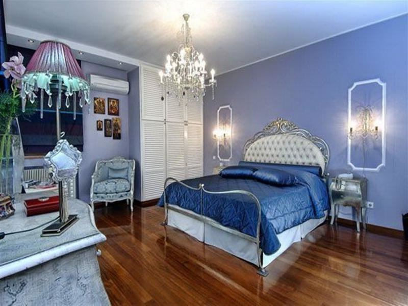 Декоративные элементы спальни