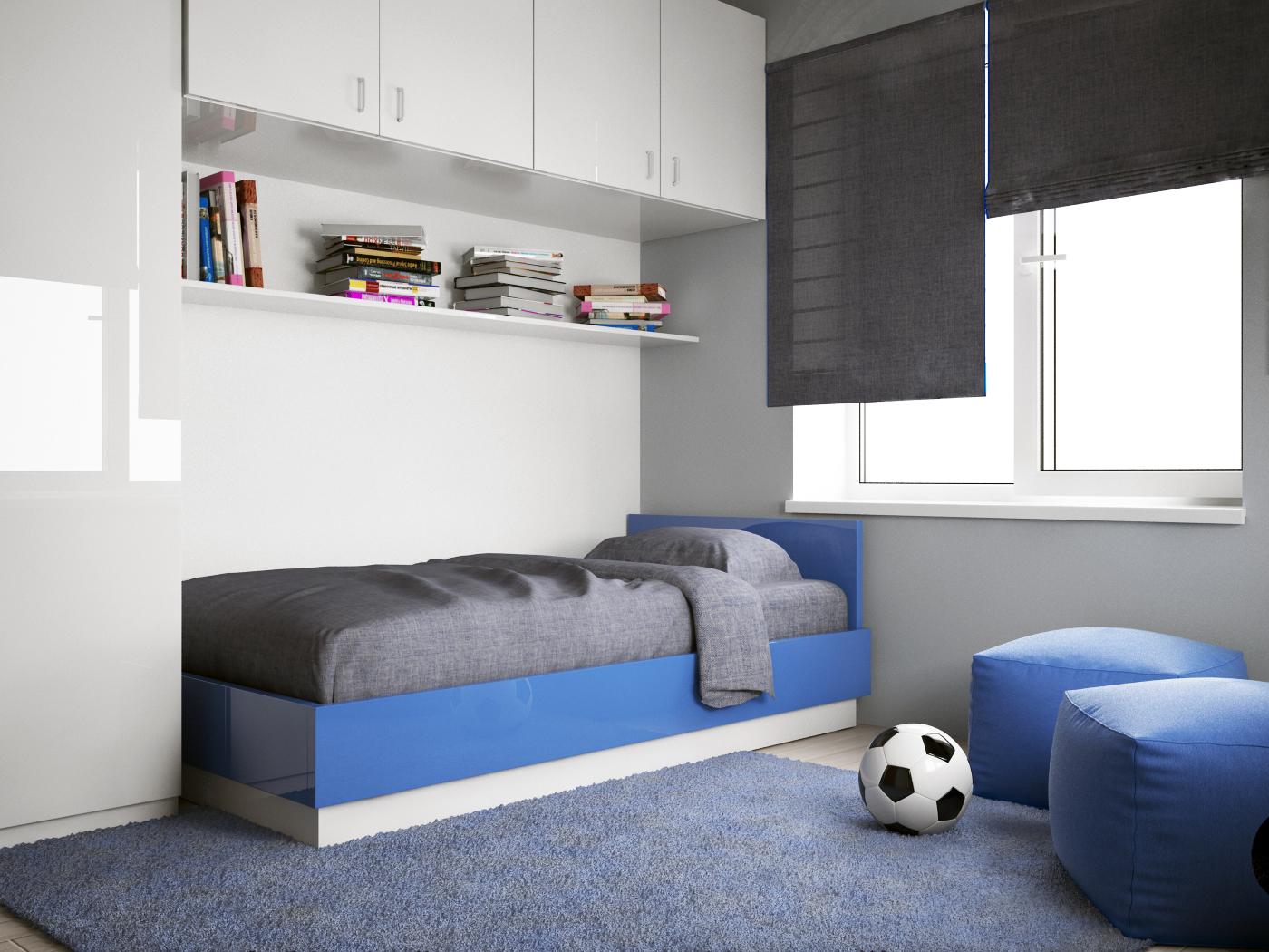 Идеальная комната для ребенка – детская в стиле минимализм