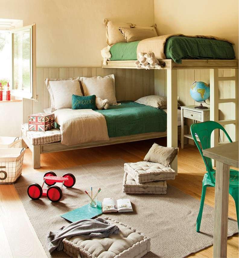 Детская мебель кантри