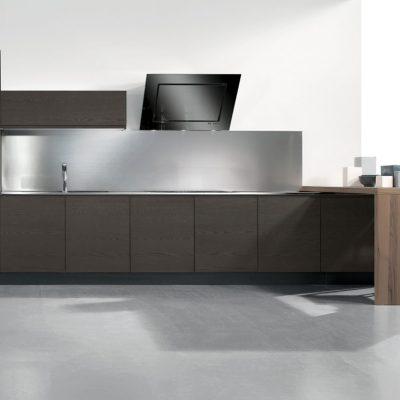 Дизайн кухни в современном стиле минимализм фото