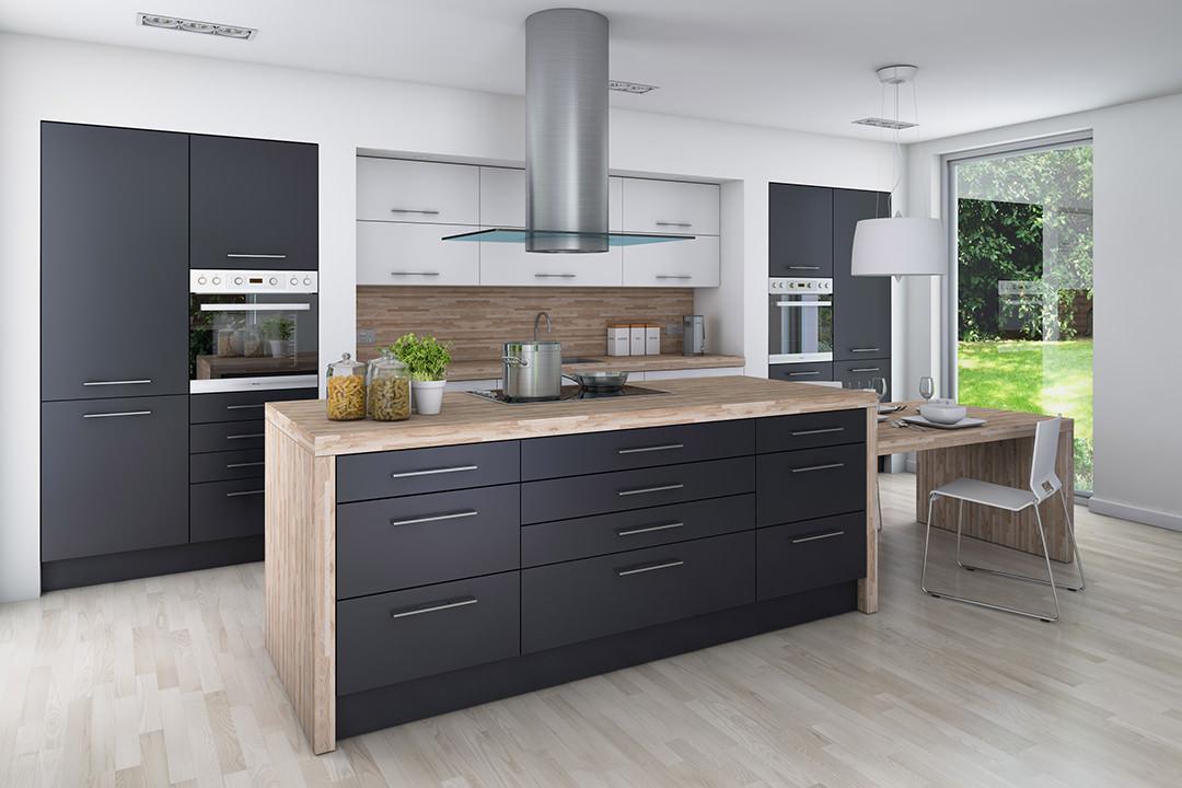 Дизайна кухни в стиле минимализм