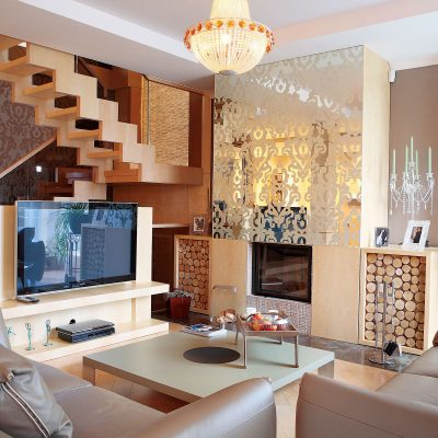 Дом в стиле фьюжн