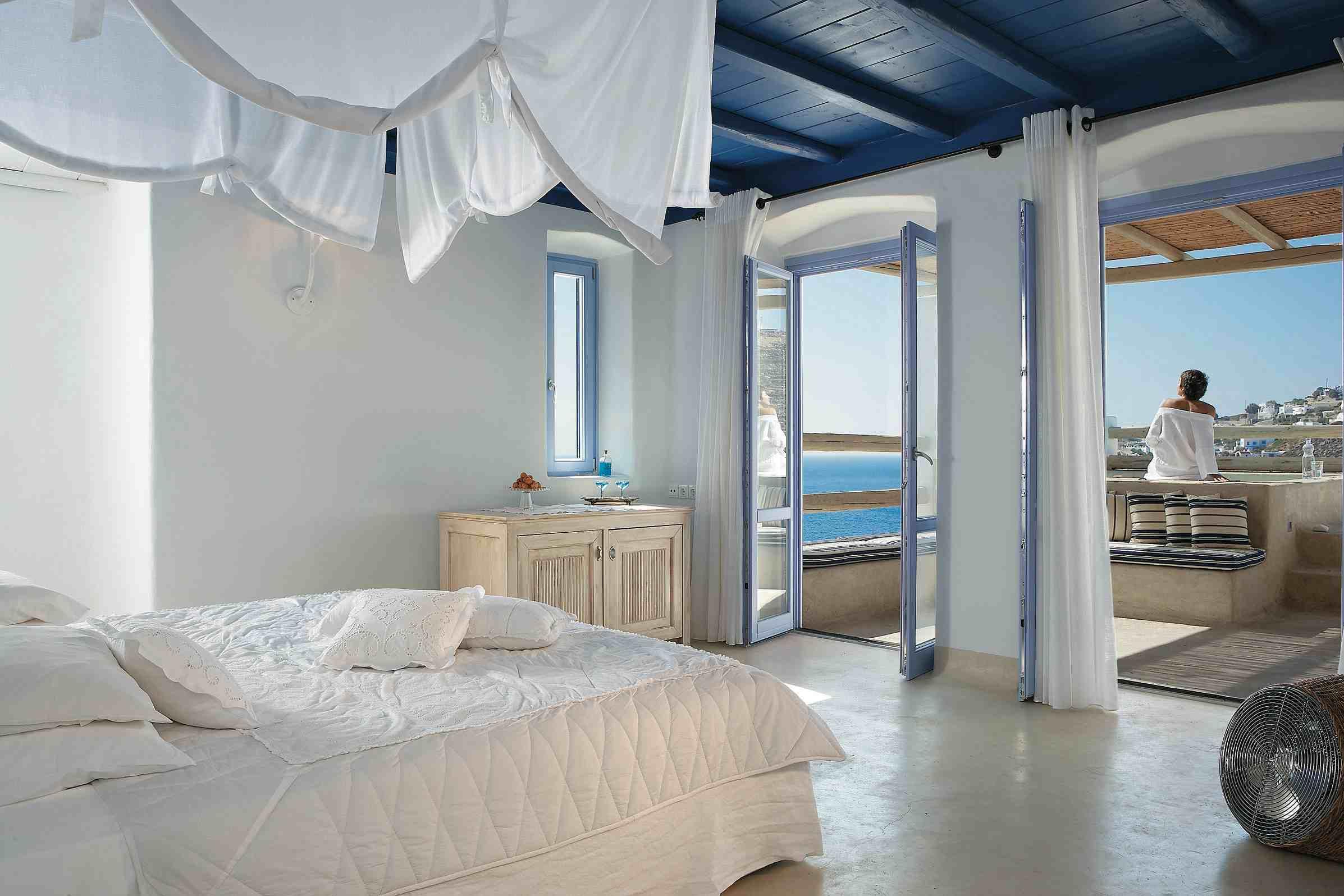 Дизайн квартир в греции