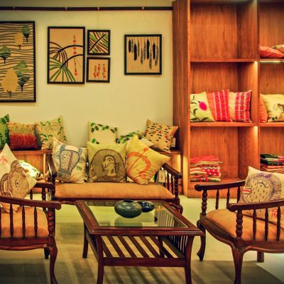 Индийский интерьер в доме