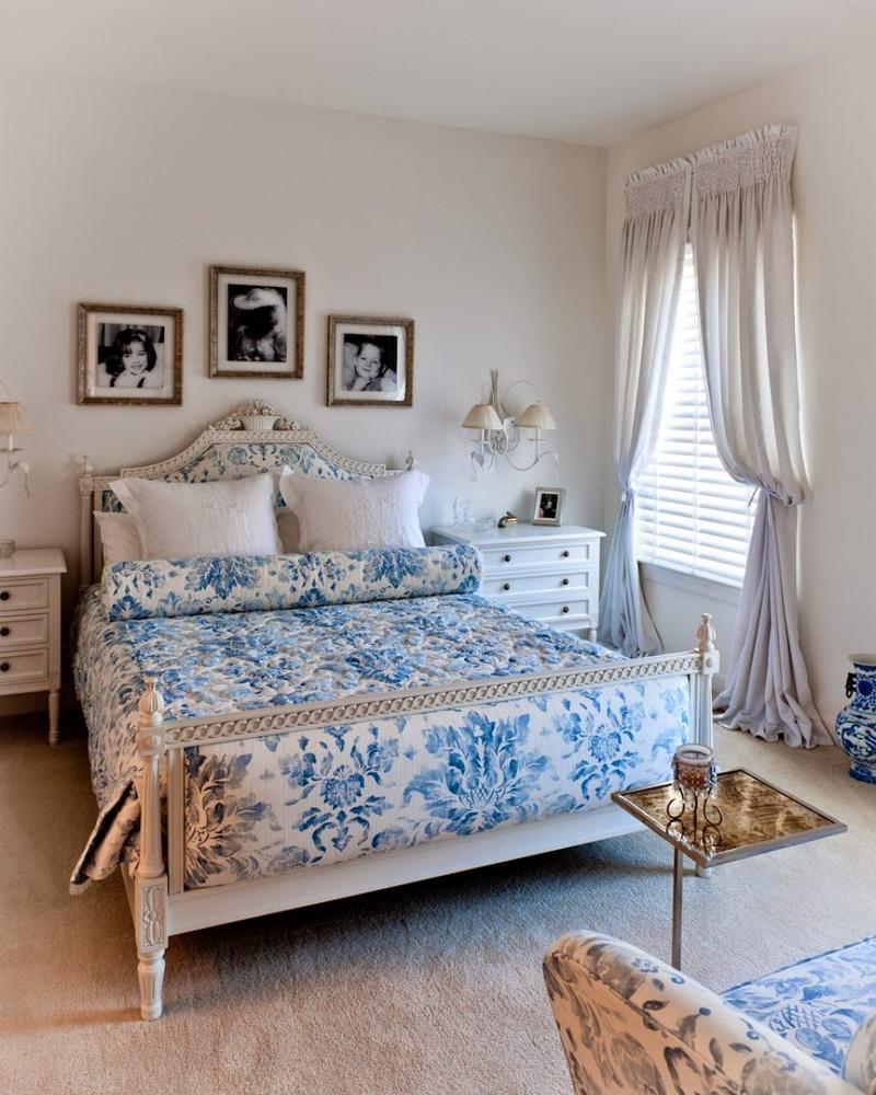 Интерьер спальни картинка