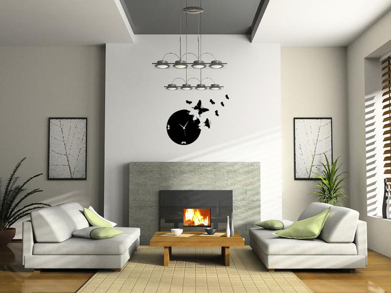 Конструктивные особенности и дизайн камина в гостиной