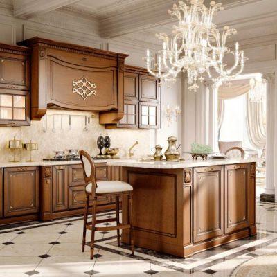 Кухня Алиери фото