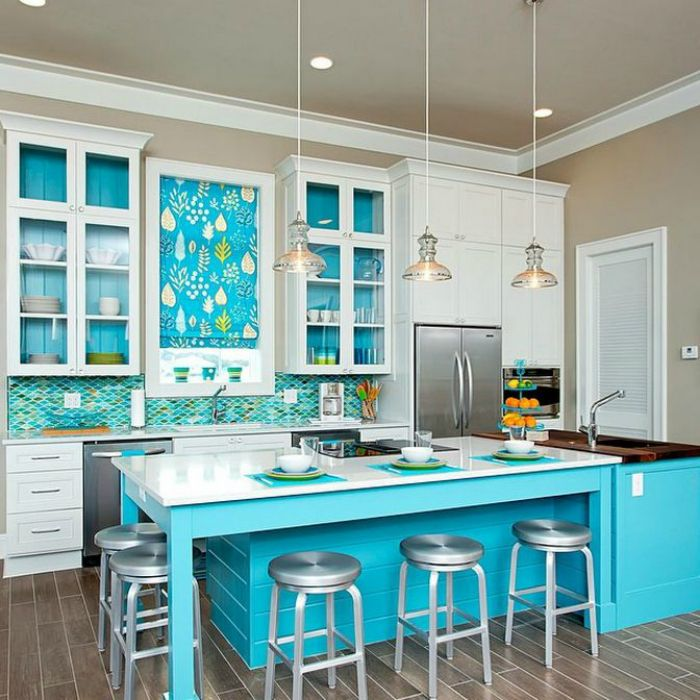 68 Best DIY Living Room And Kitchen Paint Color Ideas