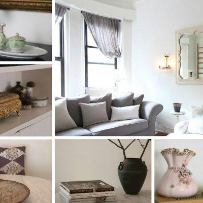 Мебель для интерьера в стиле шебби-шик