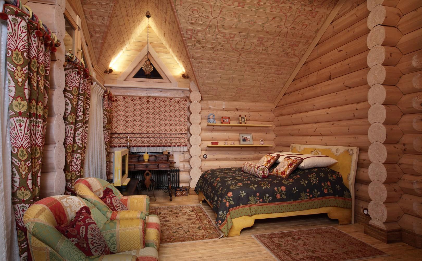 Мебель в русском стиле фото