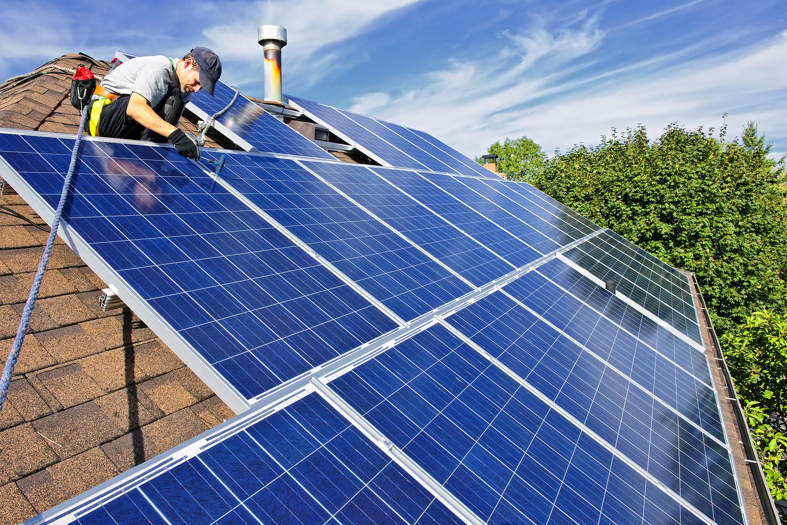 Солнечные батапреи для экономии электроэерегии