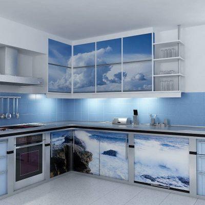 Очень красивая кухня