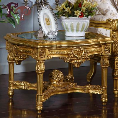 Роскошные рококо дизайн мебели