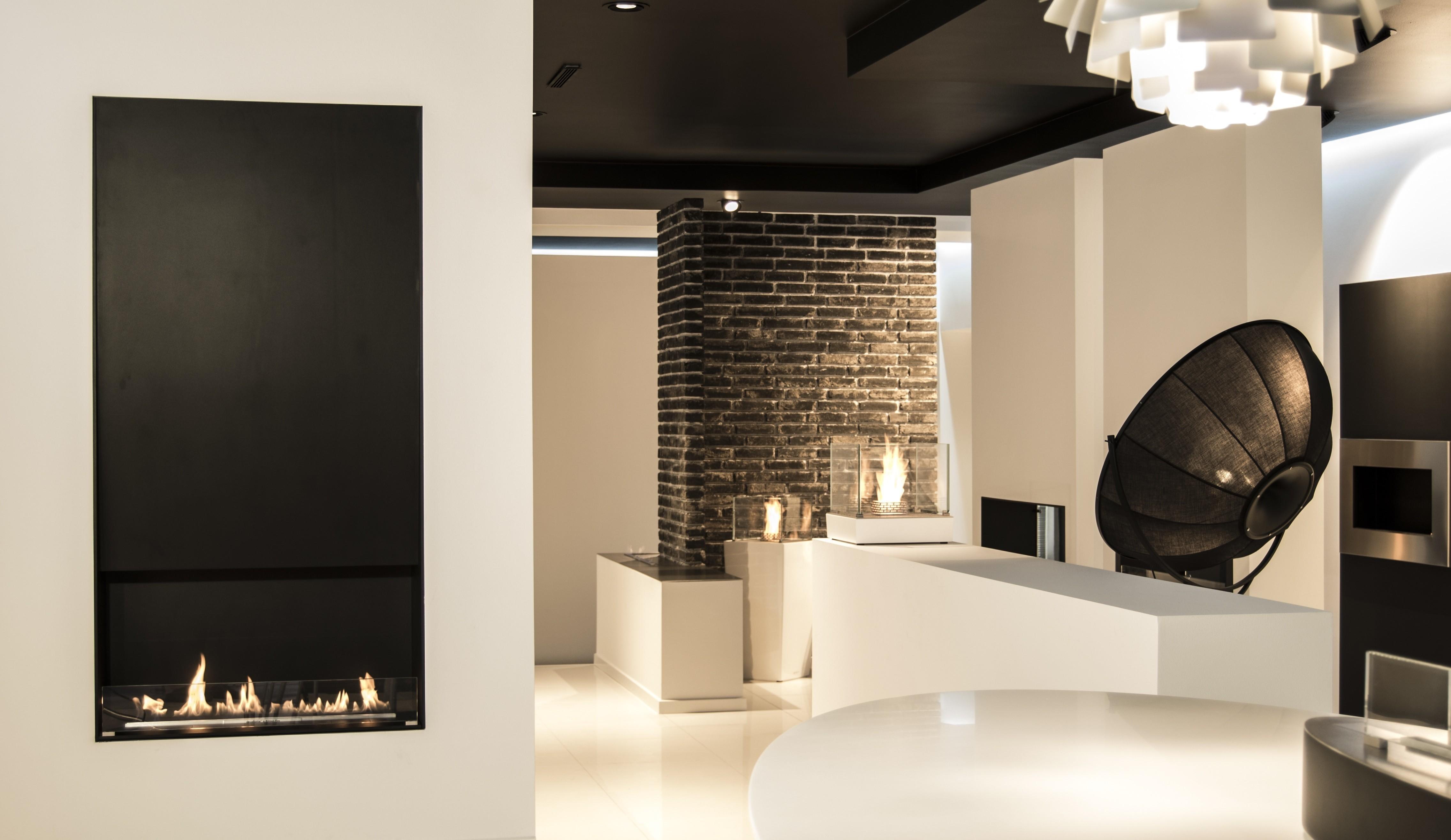 Шикарный дизайн гостиной
