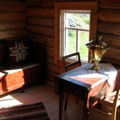 Современный дом в русском стиле