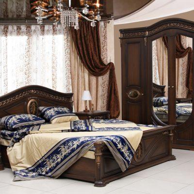 Спальня в стиле современной классики