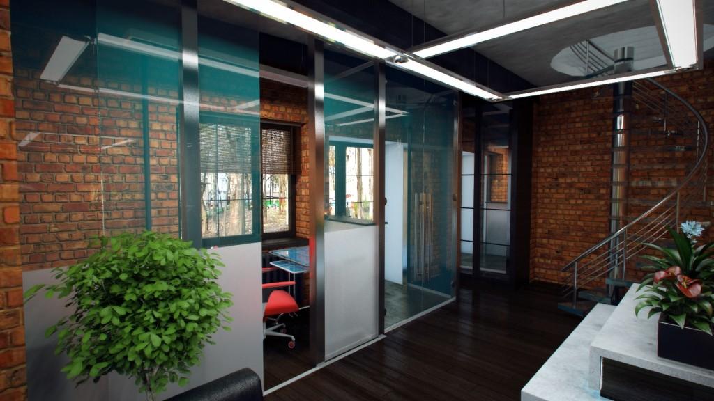 Стили интерьера офиса