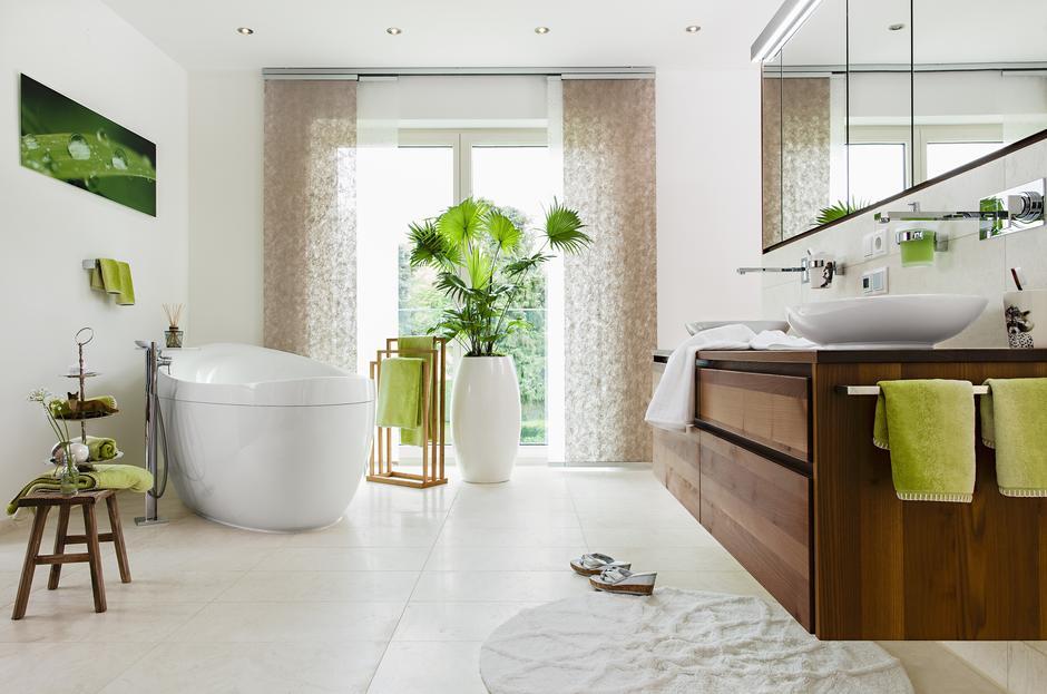 Ванная комната в ECO-стиле