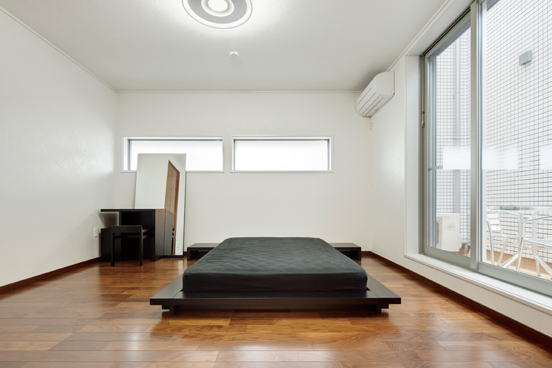 Комнат в японском стиле для юноши