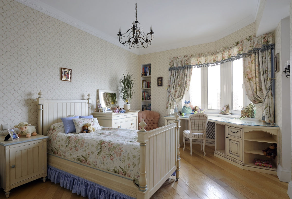 Комната для девочки подростка в стиле прованс