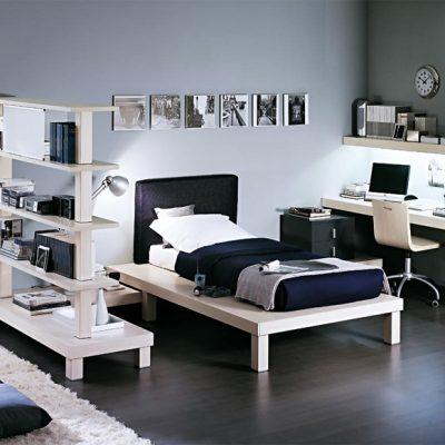Уомната для подростка в стиле модерн