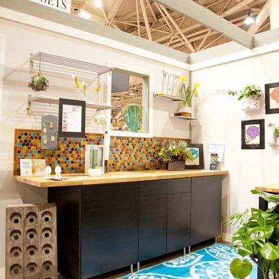 Кухня эклектика фото