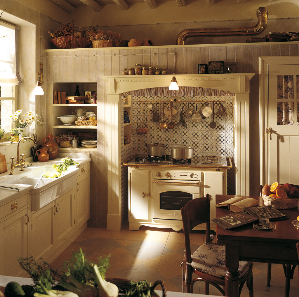100 Kitchen Design Ideas - Pictures of Country Kitchen Decorating English country kitchen pictures