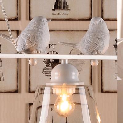 Современный светильник в стиле прованс