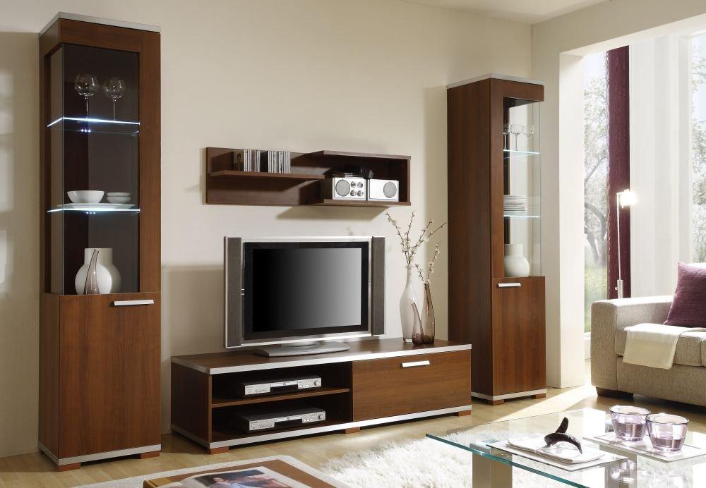 Модульные гостиные могут быть как вместилельными, так и нести чисто декоративный фарактер