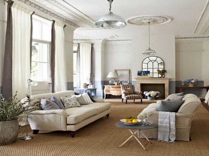 Стиль прованс - лучшее решение, если Вы хотите создать ощущение свежести, воздуха и света в комнате