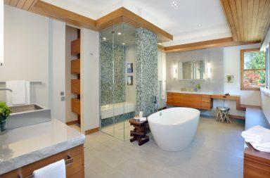 Перепланировка ванной комнаты - эффективный способ освободить пространство