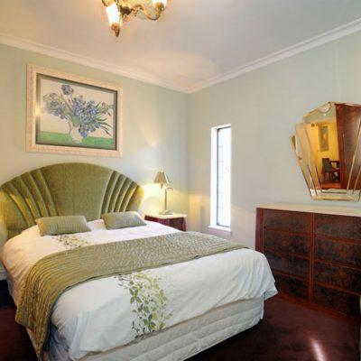 Декор спальни в стиле арт-деко