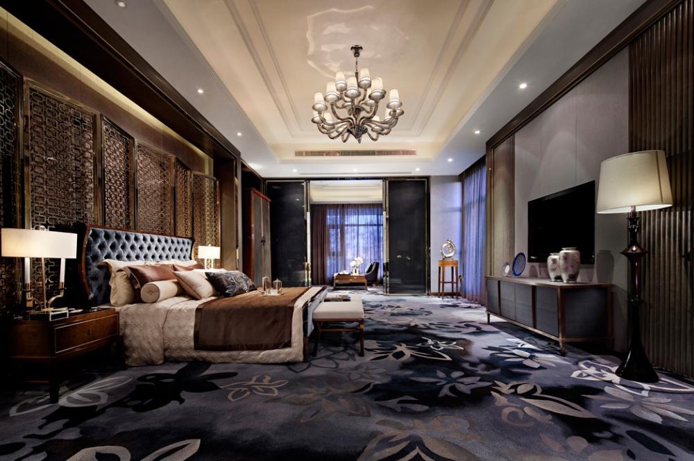Двухуровневый потолок с подсветкой - это идеальный вариант для помещений с правильной геометрией