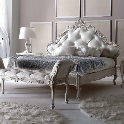 Мебель для спальни в стиле рококо