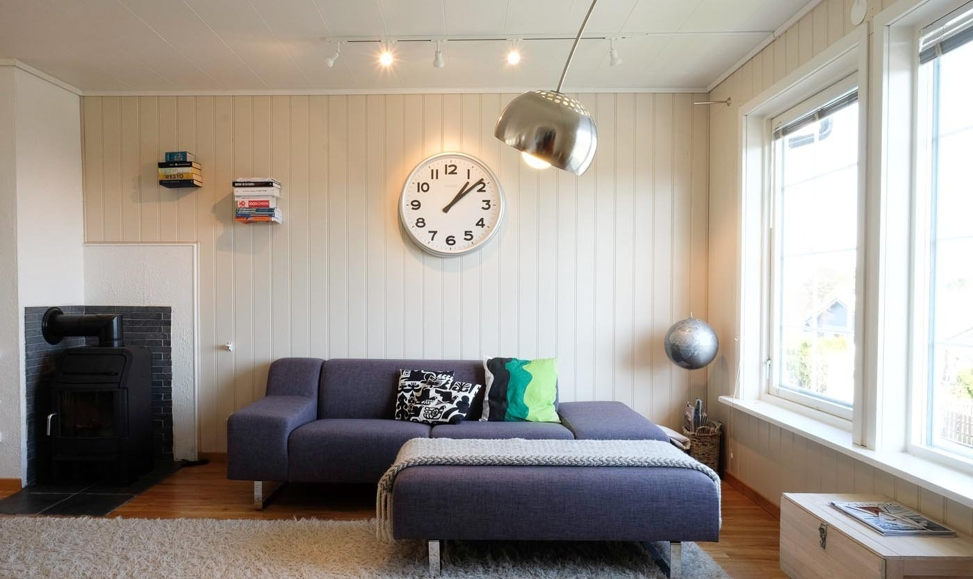 Модульный диван - отличный вариант для гостиной-спальни