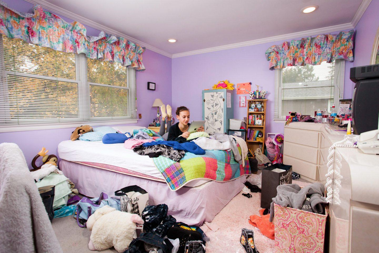 Подростковые комнаты в разных стилях: мода и комфорт