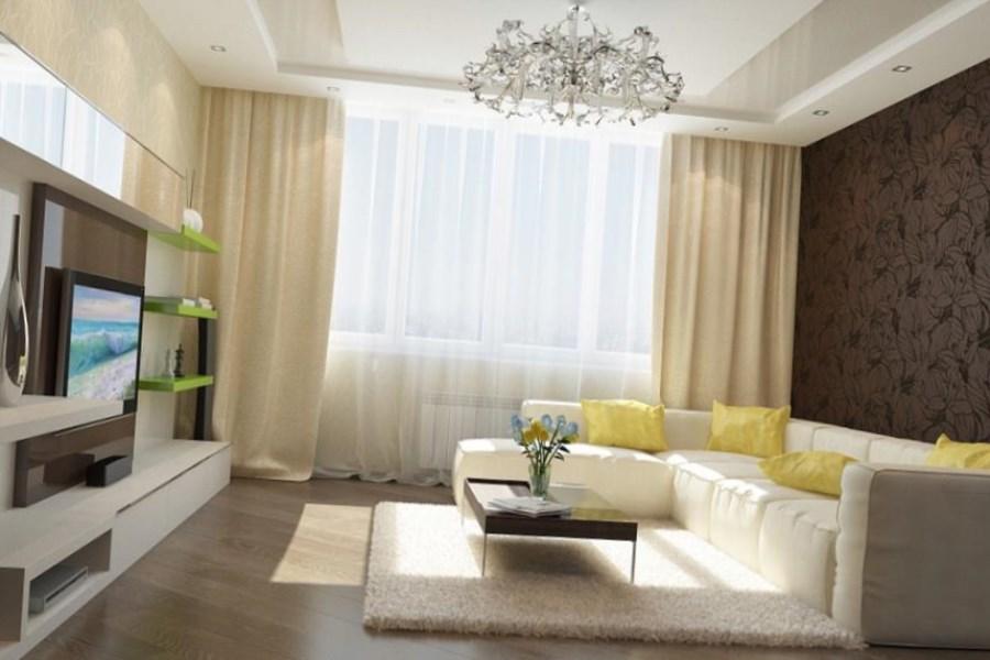 Фото дизайна современного зала