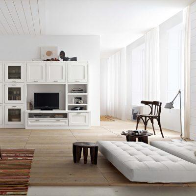 Кантри цвет мебели