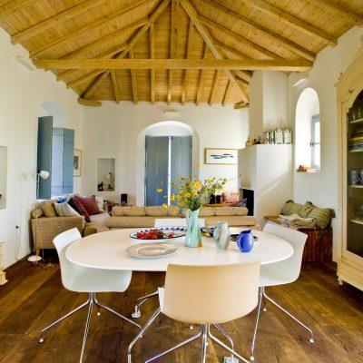 Дизайн греческой гостинойДизайн греческой гостиной
