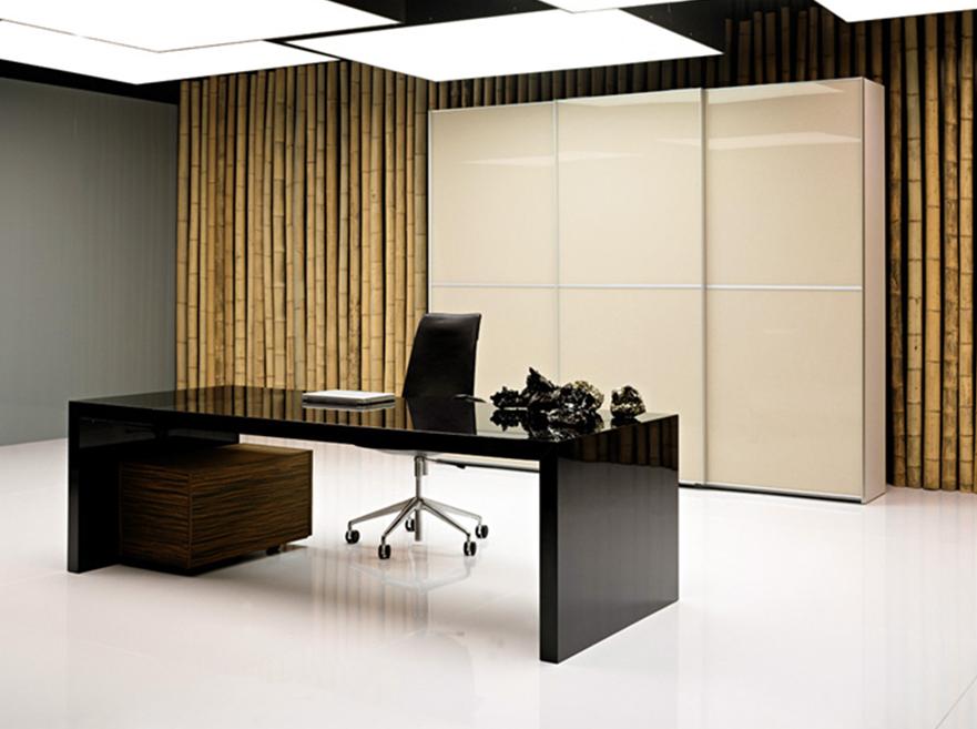 Цветовая палитра интерьера кабинета