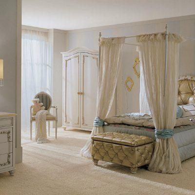 Кровать принцессы