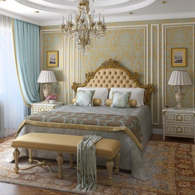 Фото комнаты в классическом стиле
