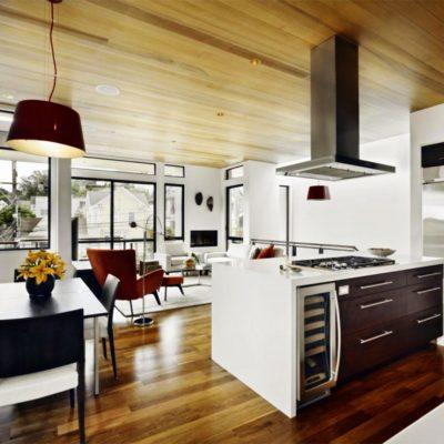 Модерн стиль кухни