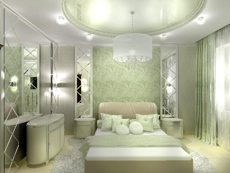 Интерьер комнаты для девушки в современном стиле