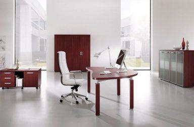 Современный вид кабинета