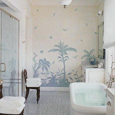 Комфортная ванная комната
